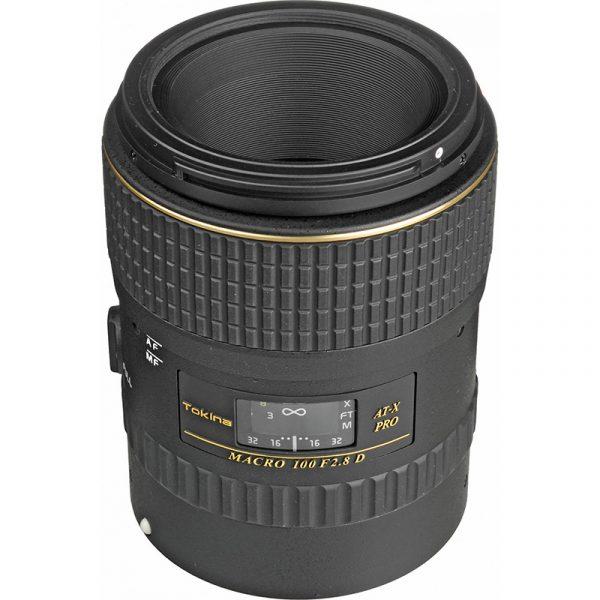 Tokina 100mm F2.8 Macro For Canon