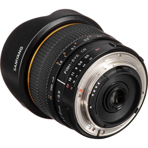 Samyang 8mm F3.5 For Nikon AE