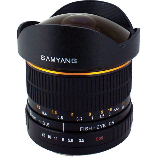 Samyang 8mm F3.5 For Canon