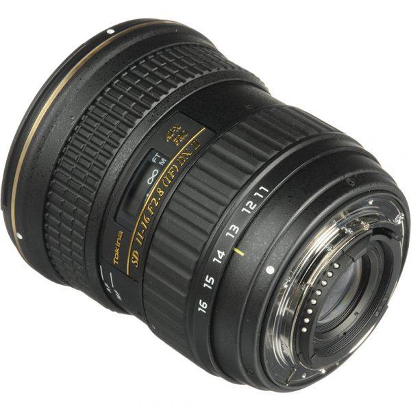 Tokina 11-16mm F2.8 Dx II For Nikon (Motor)