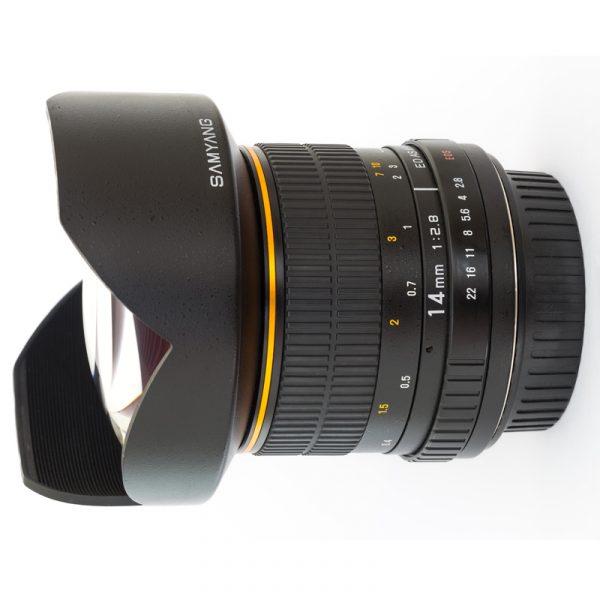 Samyang 14mm F2.8 For Nikon