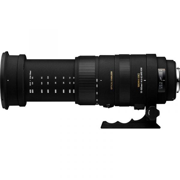 Sigma 50-500mm F4.5-6.3 APO DG OS HSM For Canon