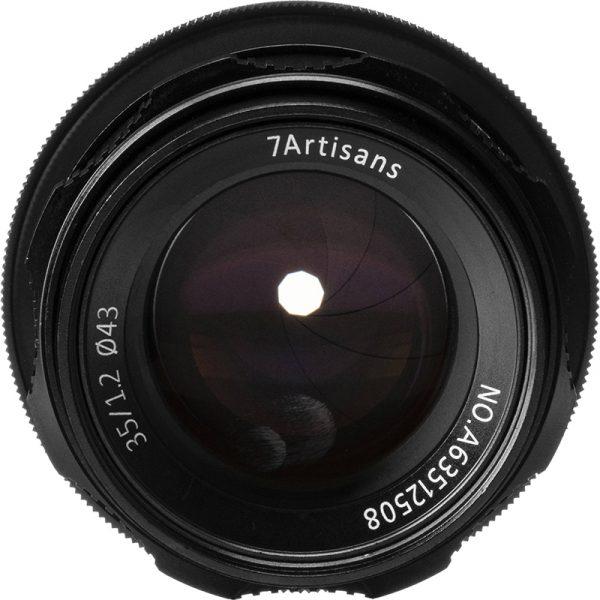 7Artisan 35mm F1.2 For Fujifilm XF