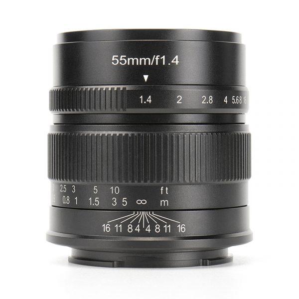 7Artisan 55mm F1.4 For Fujifilm XF