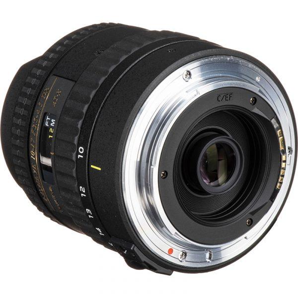 Tokina 10-17mm Fisheye For Canon