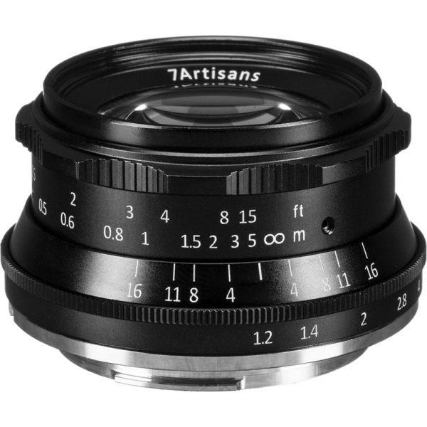 7Artisan 35mm F1.2 For Sony E-Mount