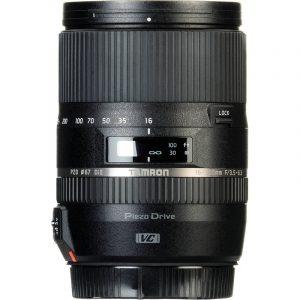 Tamron 16-300mm II VC PZD For Nikon