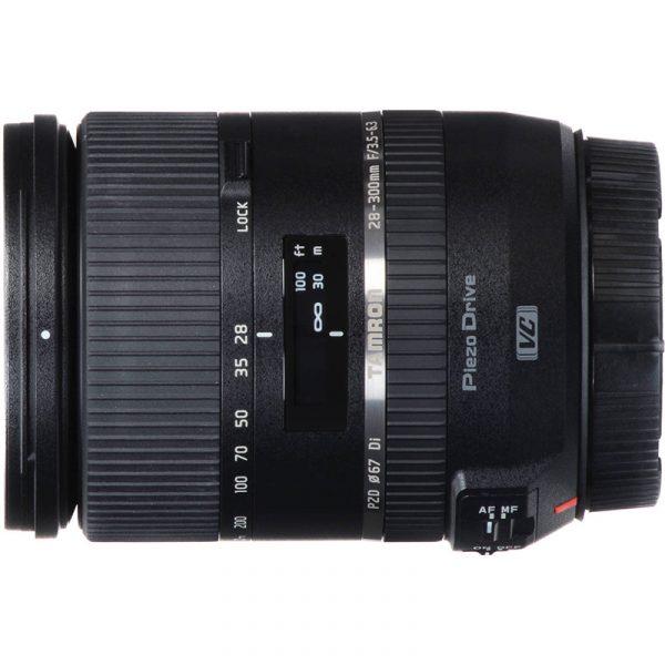 Tamron 28-300mm F3.5-6.3 DI VC PZD For Canon