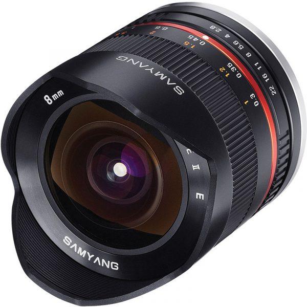 Samyang 8mm F2.8 CS II For Fujifilm