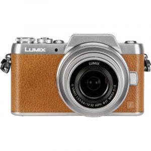 Panasonic Lumix GF-7K Kit 12-32 Brown