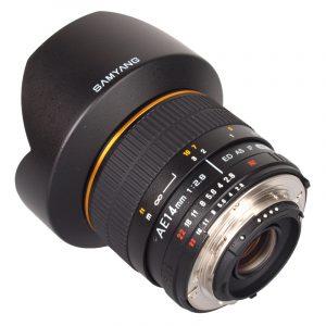 Samyang 14mm F2.8 For Nikon AE