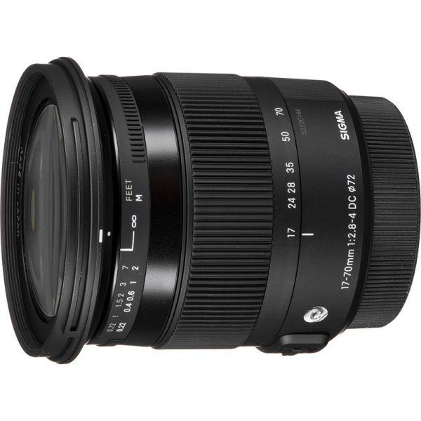 Sigma 17-70mm F2.8-4 DC Macro OS HSM (C) For Nikon
