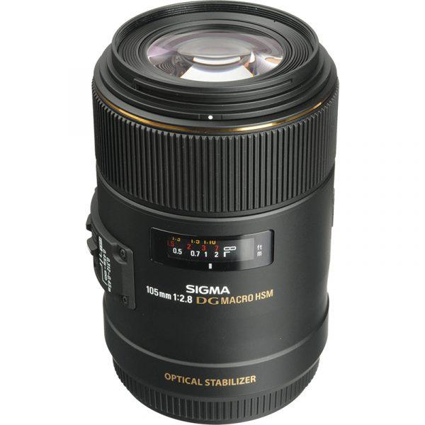 Sigma 105mm F2.8 EX DG Macro OS For Nikon