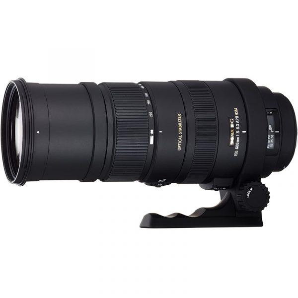Sigma 150-500mm F5-6.3 APO DG OS For Canon