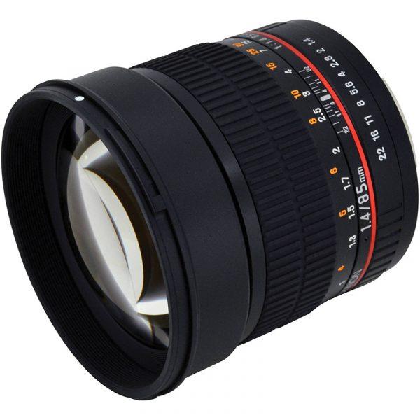 Samyang 85mm F1.4 For Canon
