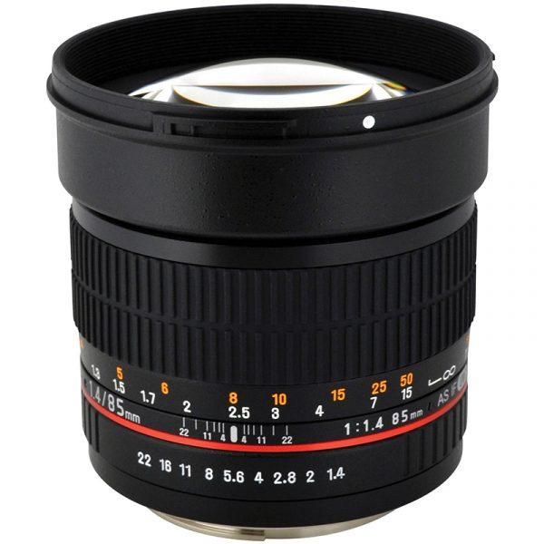 Samyang 85mm F1.4 For Nikon AE