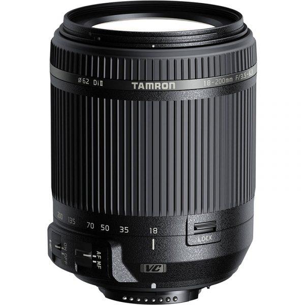 Tamron 18-200mm VC For Nikon