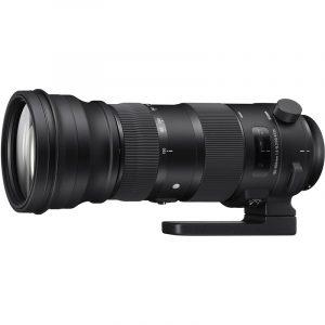 Sigma 150-600mm F5-6.3 DG OS HSM (S) For Nikon
