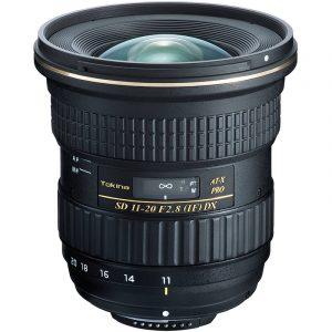 Tokina 11-20mm F2.8 Dx For Nikon