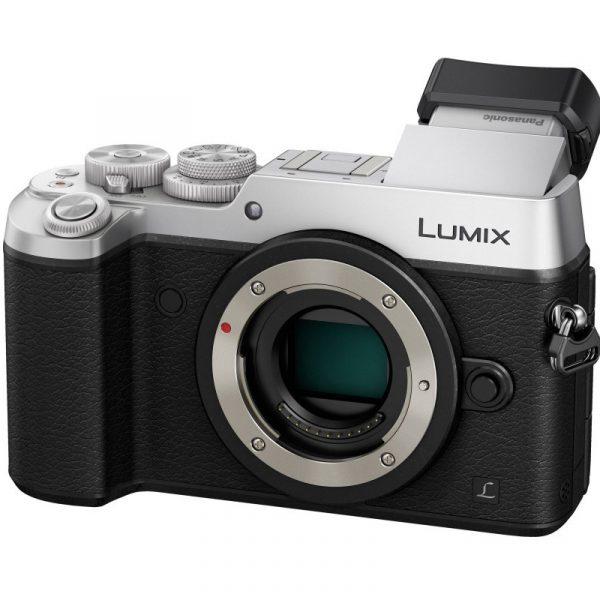 Panasonic Lumix GX-8 Body Only Silver