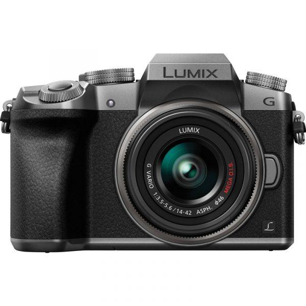 Panasonic Lumix G-7K Kit 14-42 Silver