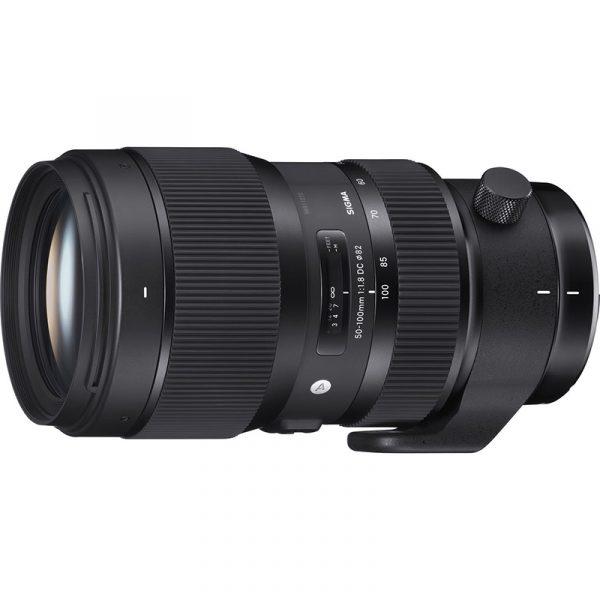 Sigma 50-100mm F1.8 DC For Nikon