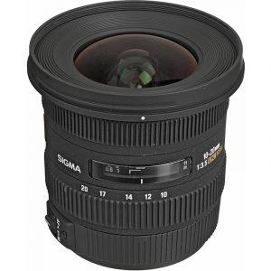Sigma 10-20mm F3.5 EX DC For Nikon