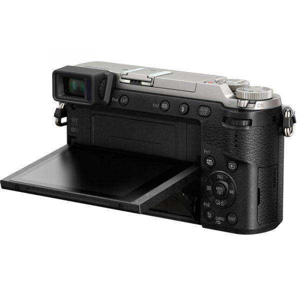 Panasonic Lumix GX-85 Kit 12-32 Silver