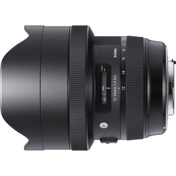 Sigma 12-24mm F4 DG (A) For Nikon