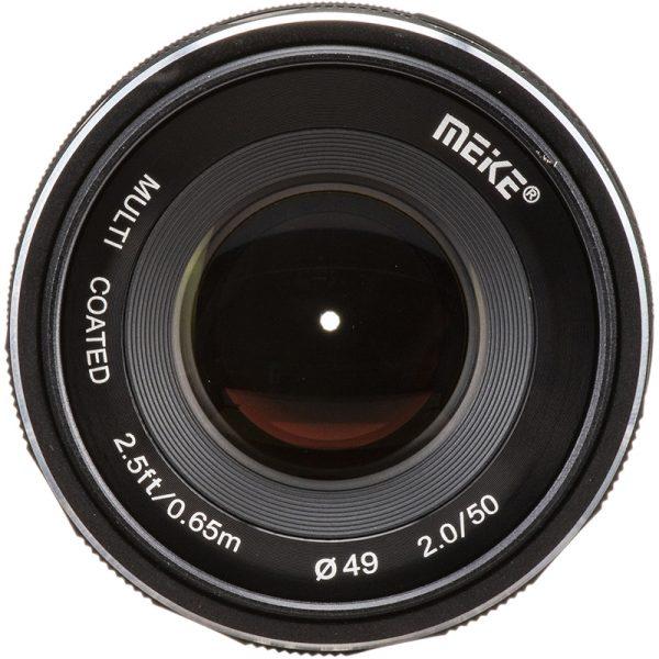 Meike 50mm F2 For Fujifilm
