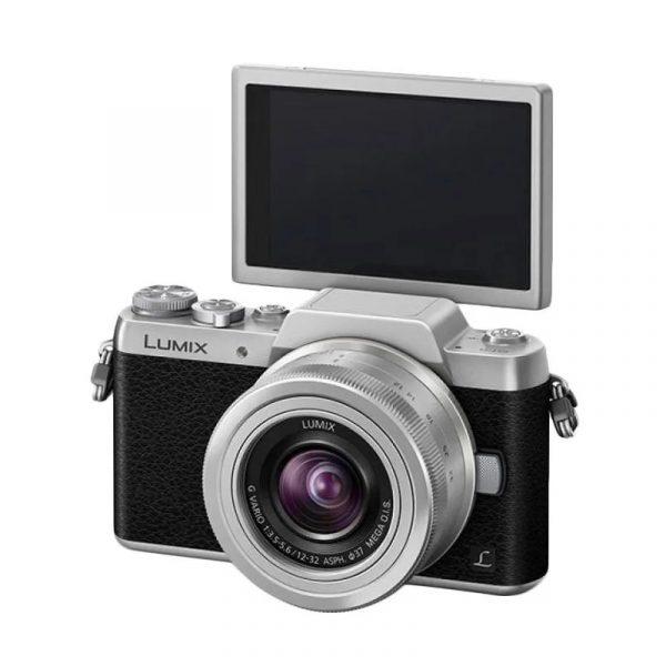 Panasonic Lumix GF-8K Kit 12-32 Silver