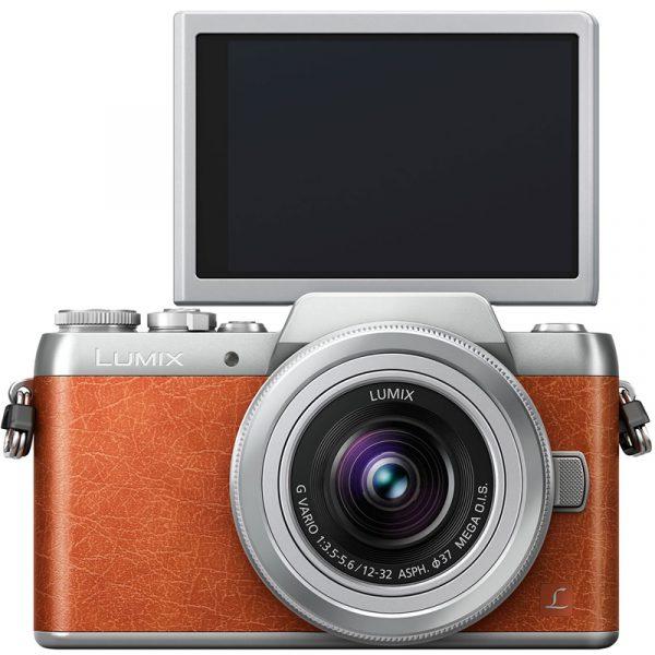 Panasonic Lumix GF-8K Kit 12-32 Orange