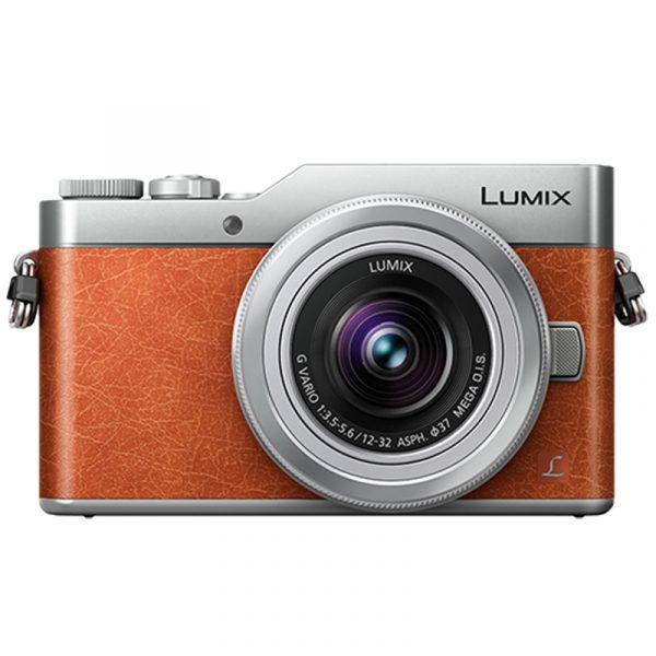 Panasonic Lumix GF-9K Kit 12-32 Orange