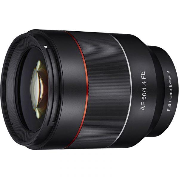 Samyang Af 50mm F1.4 FE-Mount For Sony Nex