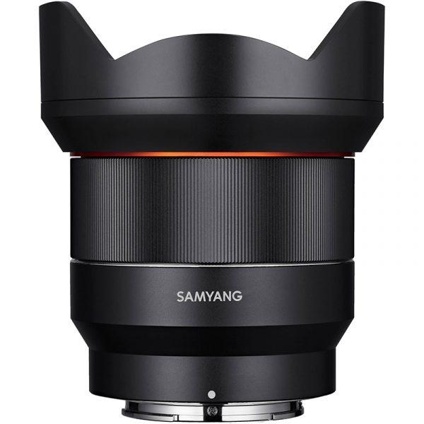 Samyang Af 14mm F2.8 FE-Mount For Sony Nex