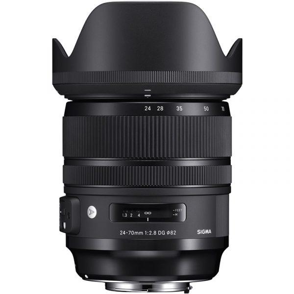 Sigma 24-70mm F2.8 DG (A) For Nikon