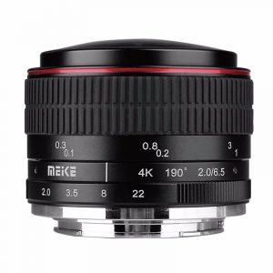 Meike 6.5mm F2 For Fujifilm