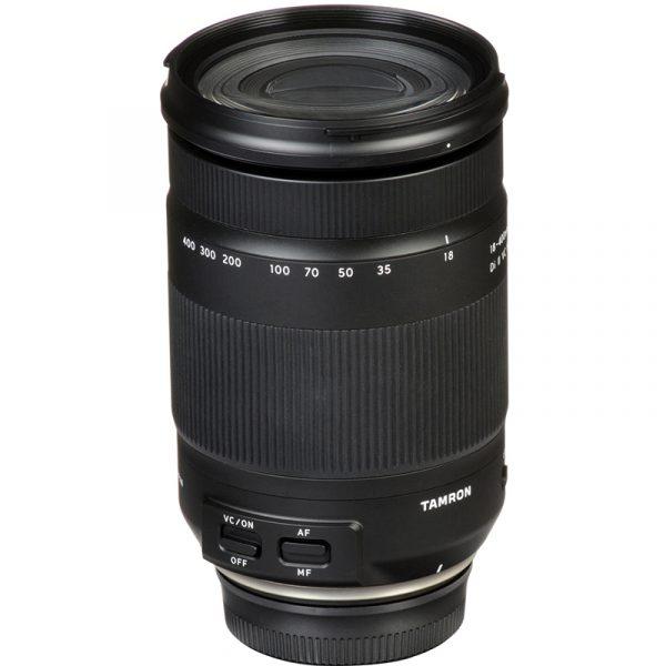 Tamron 18-400mm F3.5-6.3 DI II VC HLD For Nikon