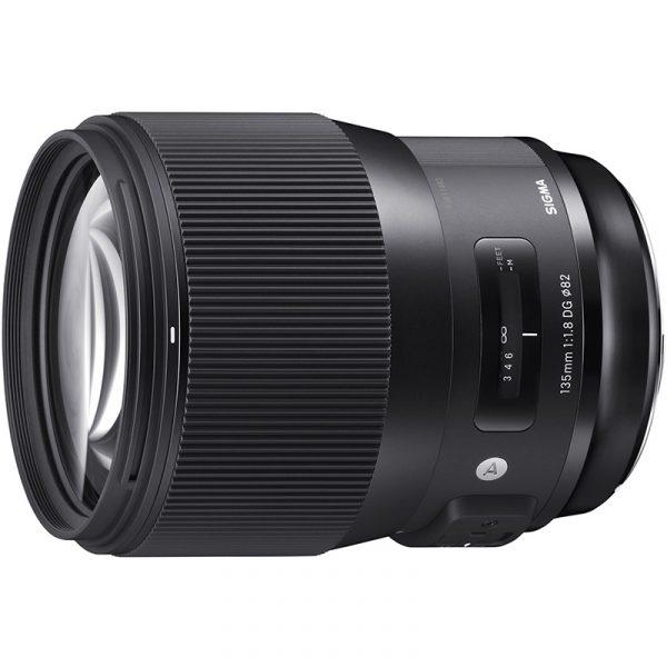 Sigma 135mm F1.8 DG HSM (A) For Nikon
