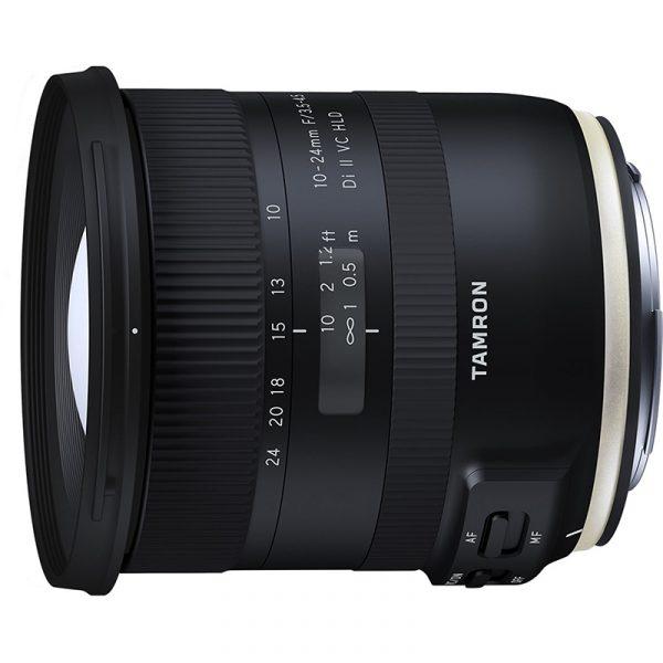 Tamron 10-24mm F3.5-4.5 DI II VC HLD For Canon