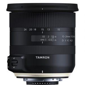 Tamron 10-24mm F3.5-4.5 DI II VC HLD For Nikon