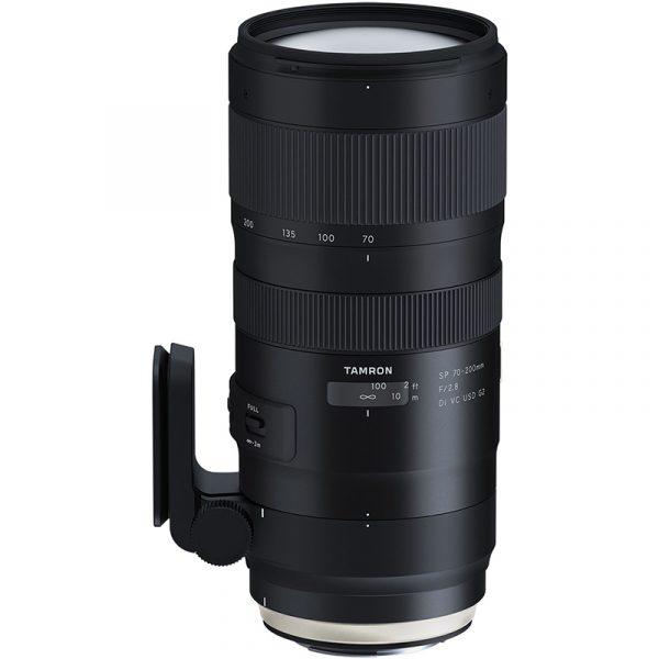 Tamron 70-200mm F2.8 DI VC USD G2 For Canon