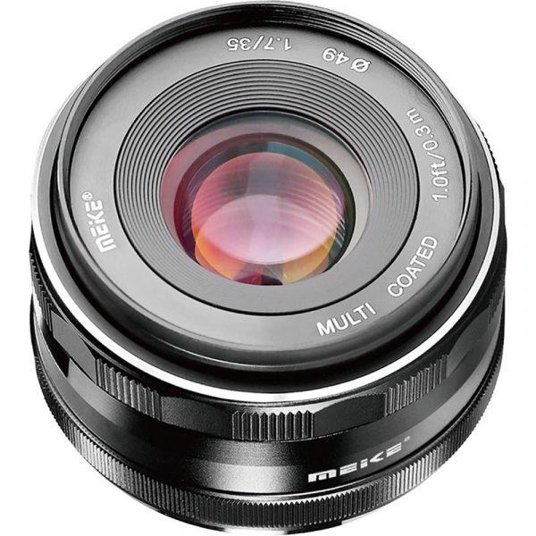 Meike 35mm F1.7 For Fujifilm