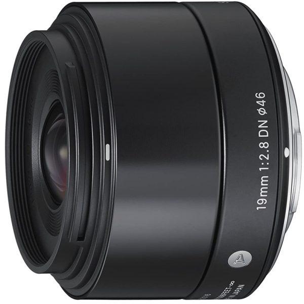 Sigma 19mm F2.8 DN AF For Sony Black
