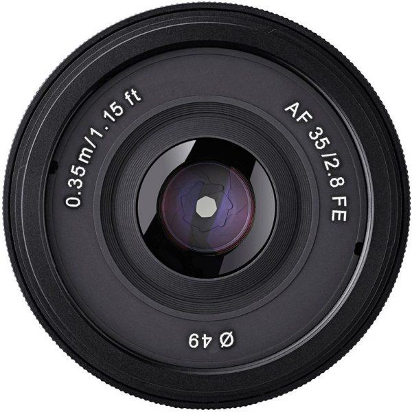 Samyang Af 35mm F2.8 For Sony Nex