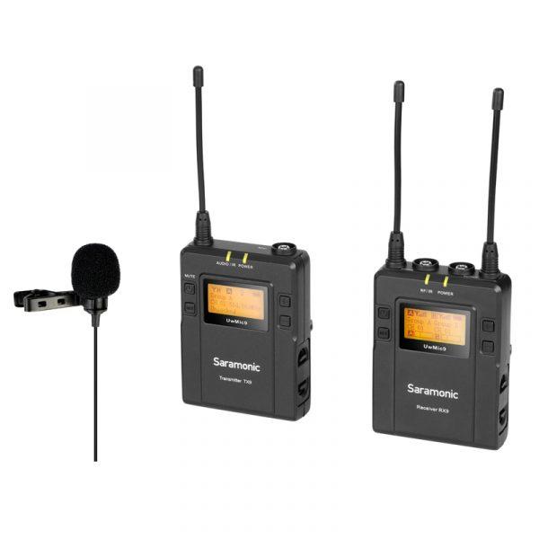 Saramonic Wireless UWMIC9 (RX9 + TX9)