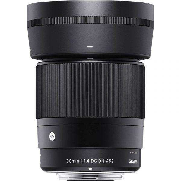 Sigma 30mm F1.4 DC DN (C) For Mft (Olympus Panasonic)