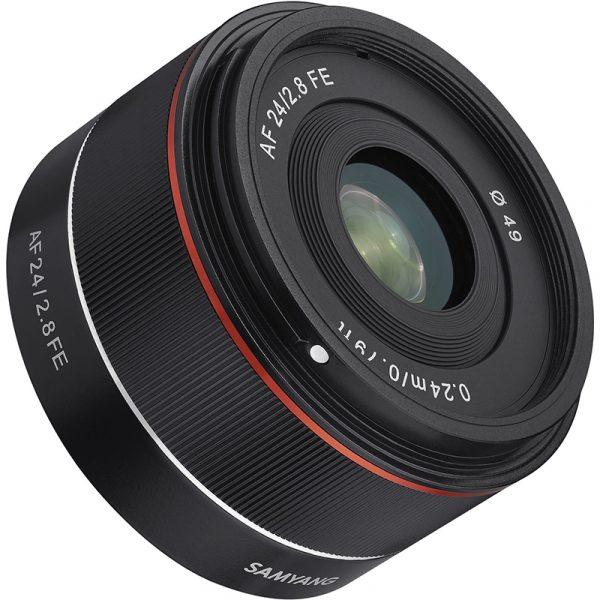 Samyang Af 24mm F2.8 For Sony Nex