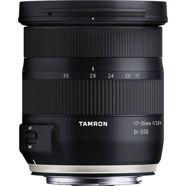 Tamron 17-35mm F2.8-4 DI Osd For Canon