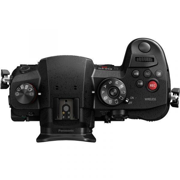 Panasonic Lumix GH5S-4K Black